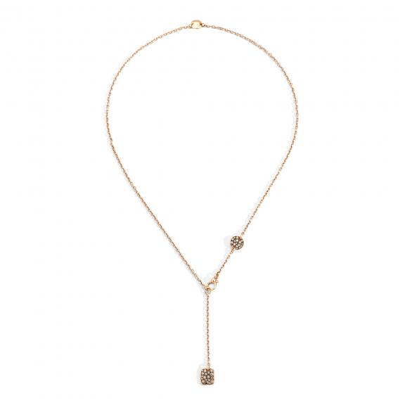 Pomellato-Sabbia Lariat Halskette-PCC011007BWRDBX00-2