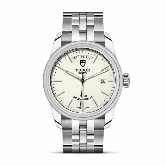 TUDOR-Glamour Date+Day-M56000-0181