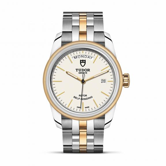 TUDOR-Glamour Date+Day-M56003-0112